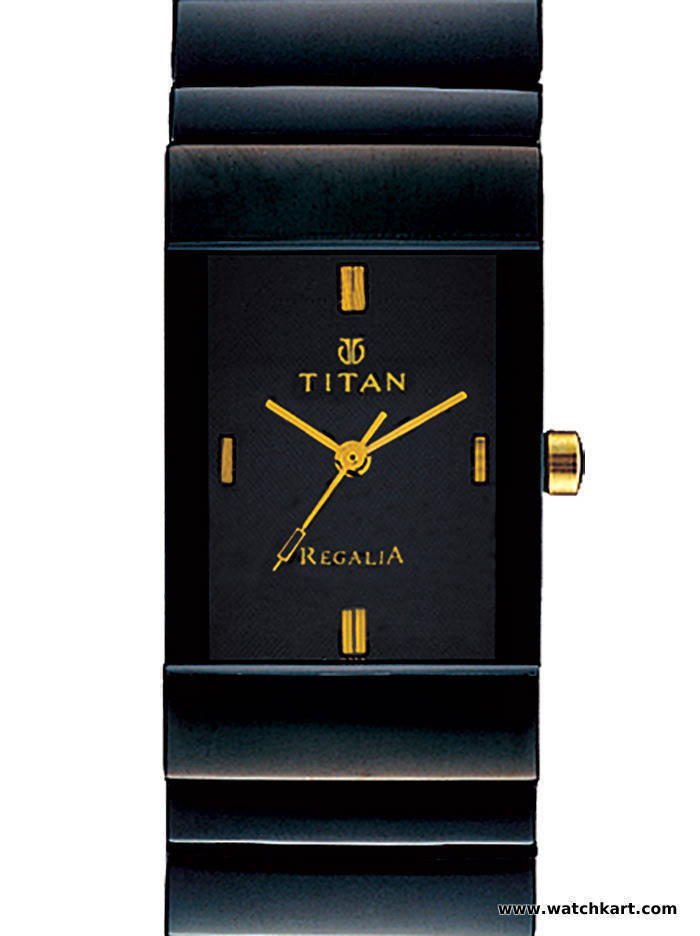Titan Regalia Black Watch Price Bangladesh