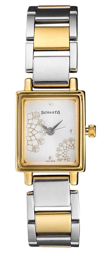 Sonata Ladies Watch Images