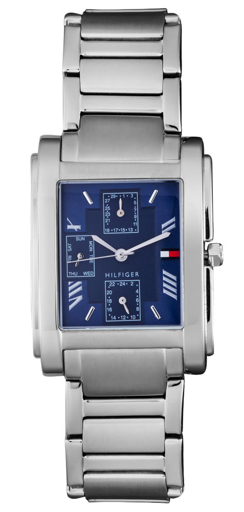 Tommy Hilfiger Square Watch For Men